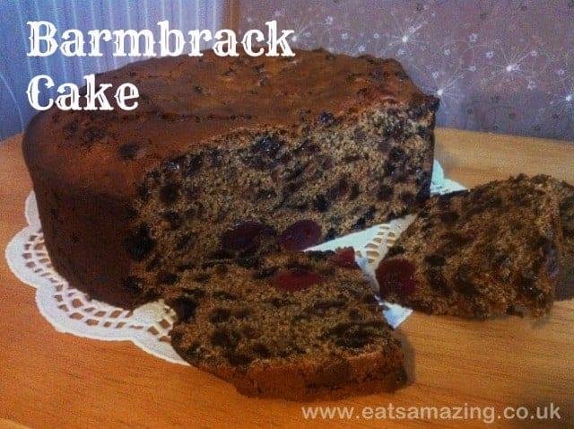 Recipe: My Gran's Barmbrack Cake