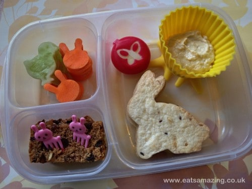 Easter Bunny Themed Lunch
