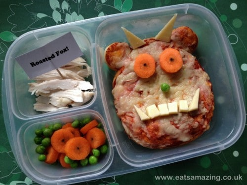 Eats Amazing - Gruffalo Themed Lunch for #WorldBookDay