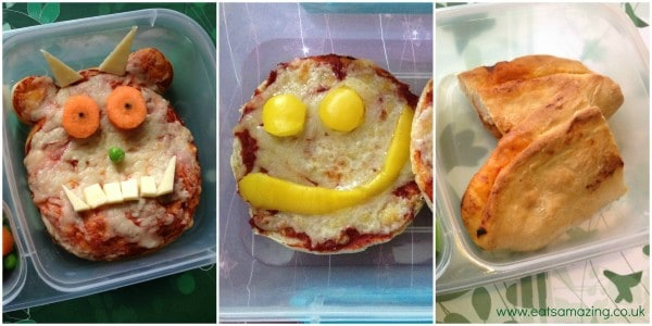 Eats Amazing - Pizza for Lunch