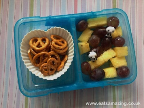 Eats Amazing - Simple Bento Snack Box