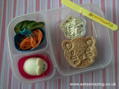 Eats Amazing - Cat themed lunch