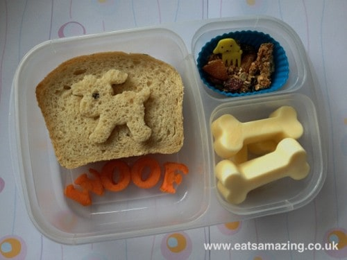Eats Amazing - Dog themed lunch