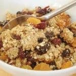Healthy homemade granola - easy recipe for kids from Eats Amazing UK