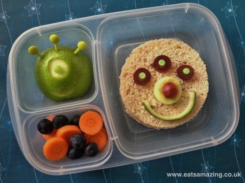 Alien Sandwich Lunch