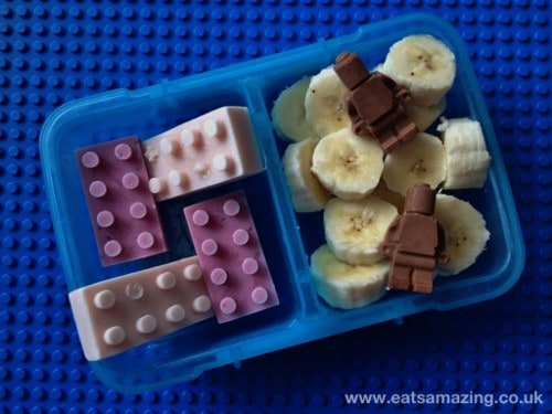 Lego Themed Lunch