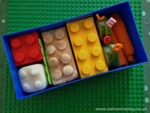 Lego Lunchbox Review