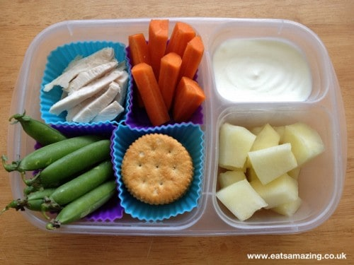 Eats Amazing - Healthy balanced bento lunch ideas and menu