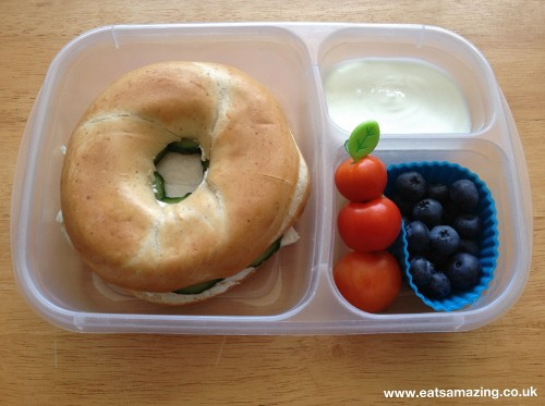 Eats Amazing - Healthy balanced packed bento lunch ideas and menu