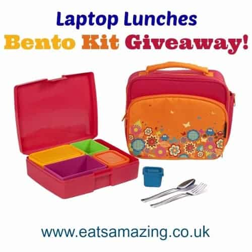 laptop lunches review giveaway eats amazing. Black Bedroom Furniture Sets. Home Design Ideas