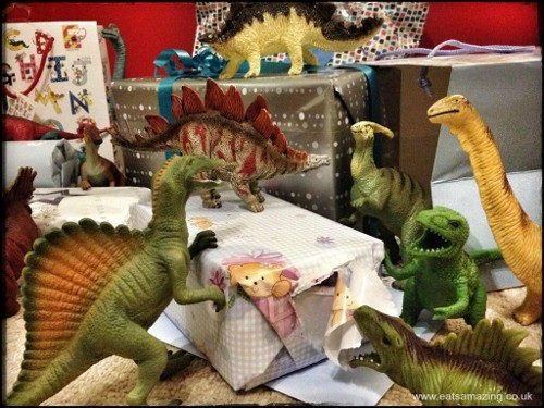 Something a Little Different – Dinovember