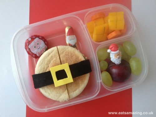 Eats Amazing - Santa Themed Lunch