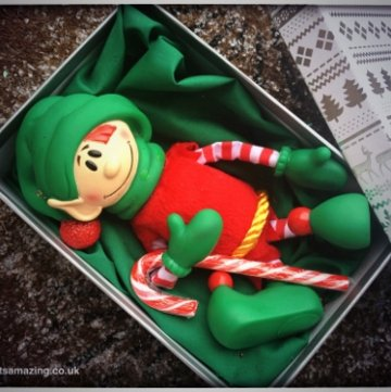 Elf Antics – Part One