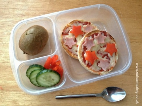 Eats Amazing - Healthy balanced bento lunch ideas and menu 2