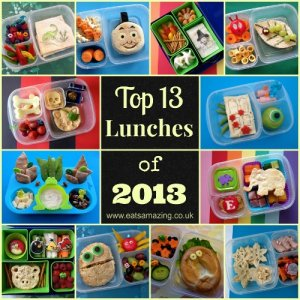 Best of 2013 – My 13 Favourite Lunches!