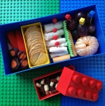 Nibbles & Lego Lunch