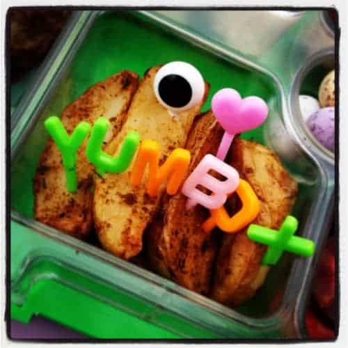 Eats Amazing - Yumbox review - eye love yumbox