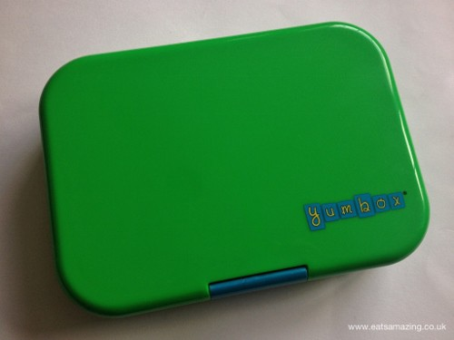 Eats Amazing - Yumbox review