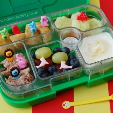 Circus Yumbox Lunch