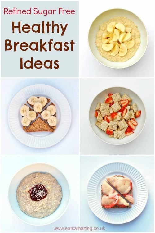 Quick And Easy Healthy Breakfast Ideas Eats Amazing