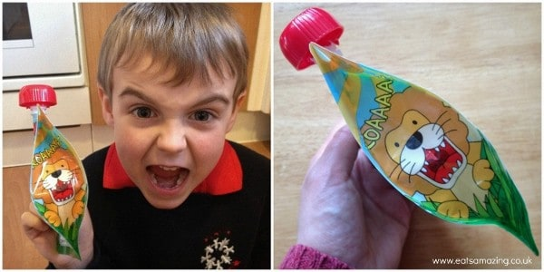 Eats Amazing - Nom-Nom Kids Review - Roaring Lion Section