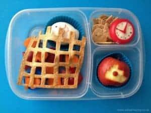 Tiddler Themed Lunch & Linky