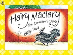 Hairy Maclary Book Cover