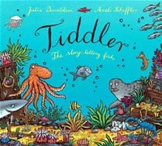 Tiddler book cover
