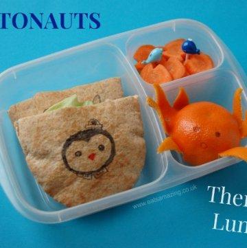 Octonauts Bento Lunch