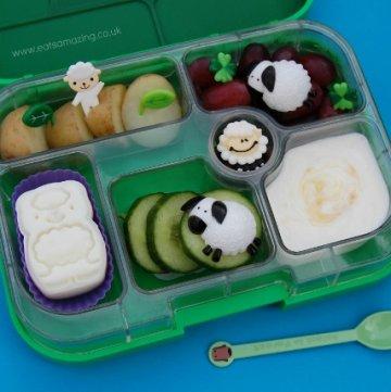 Sheep Bento Lunch