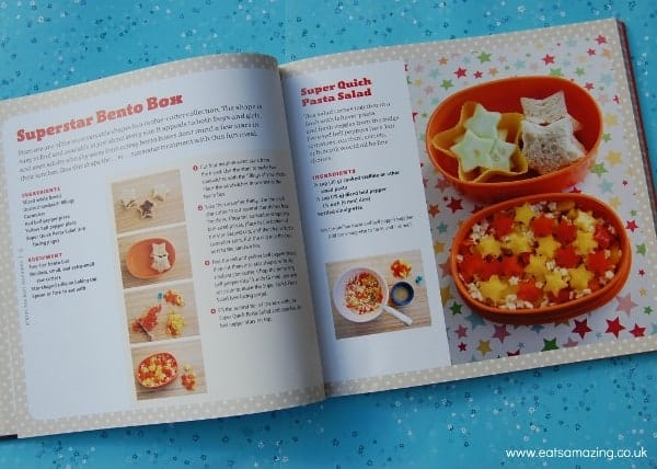 Eats Amazing - Book Review of Everyday Bento by Wendy Copley