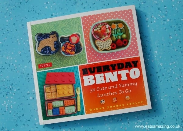 Eats Amazing - Everyday Bento - Book review and giveaway