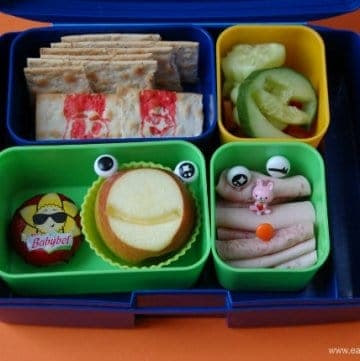 Small Child Makes Lunch #4