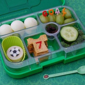 Football Lunch & #FunFoodFriday