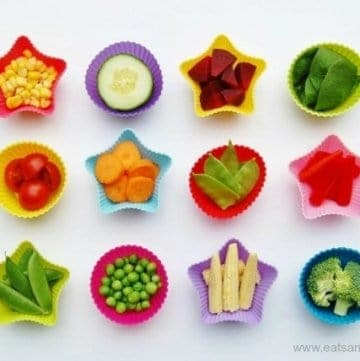 Lunch Box Food Ideas – Vegetables