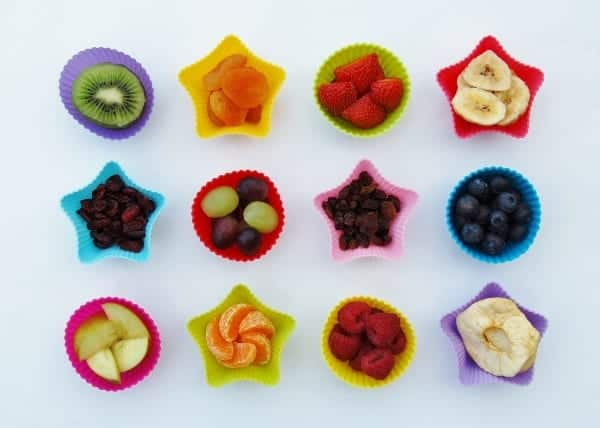 Eats Amazing - Lunch Box Food Ideas - 12 differnt ideas for fruits to include in your bento lunch box