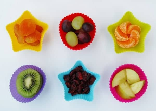 Eats Amazing - Lunch Box Food Ideas - ideas for different fruits to include in your lunch box