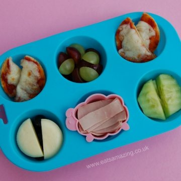 Baby Muffin Tin Meal & #FunFoodFriday