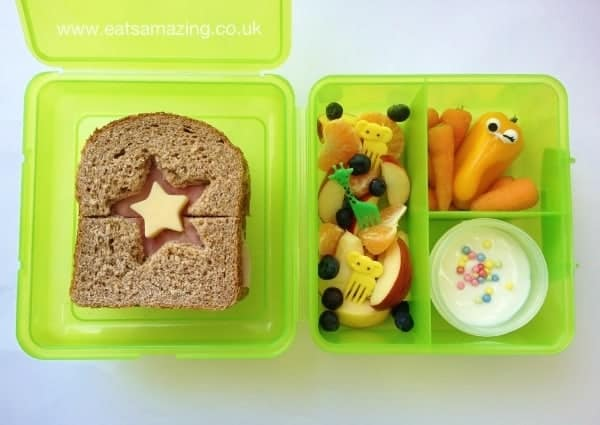 Eats Amazing - Sistema Cube Max Lunch Box Review
