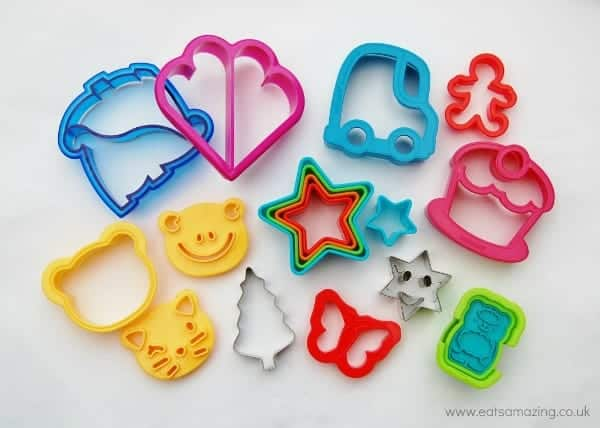 Eats Amazing UK Bento Supplies Shop - Sandwich and Cookie Cutters