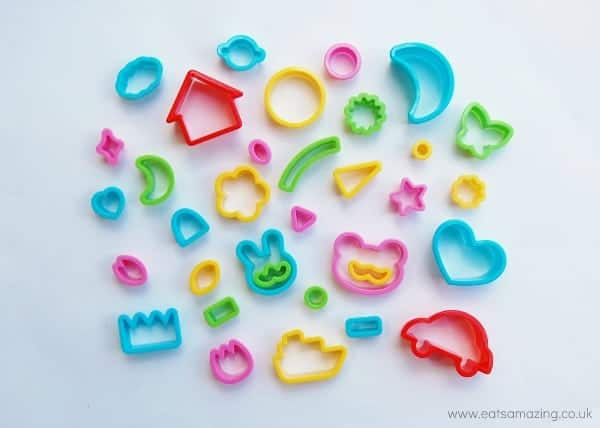 Eats Amazing UK Bento Supplies Shop - Specialist Mini Bento Cutters for Food and Cake Decorating