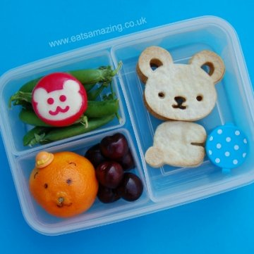 CuteZcute Cuddle Palz Lunch & #FunFoodFriday
