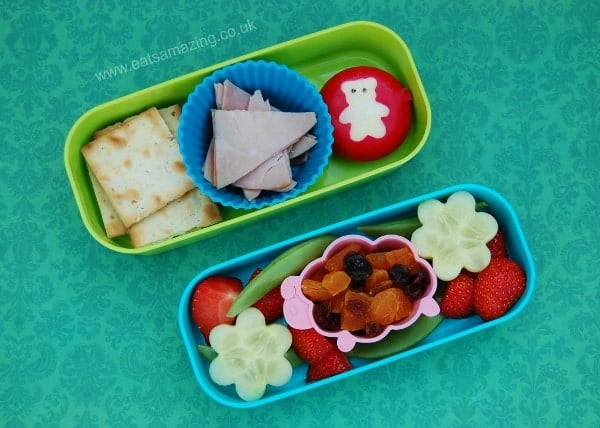 Eats Amazing UK - Special Bento Lunch for 11 Month Old Small Baby