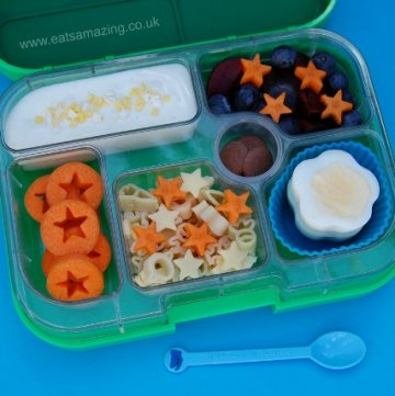 Star Themed Yumbox Lunch