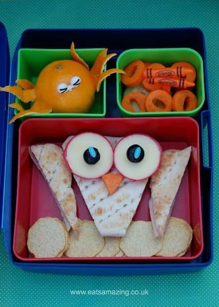 Alphabet Lunch – Letter O