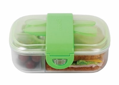 Eats Amazing UK - Munchkin Click Lock Bento Mealtime Lunch Box Set Review and Giveaway - click here to enter