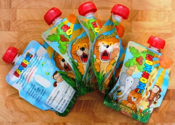 Eats Amazing UK - Nom-Nom Kids special back to school giveaway pack - click here to enter