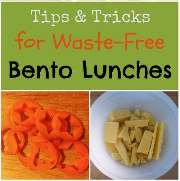 How to Make a Waste-Free Creative Bento