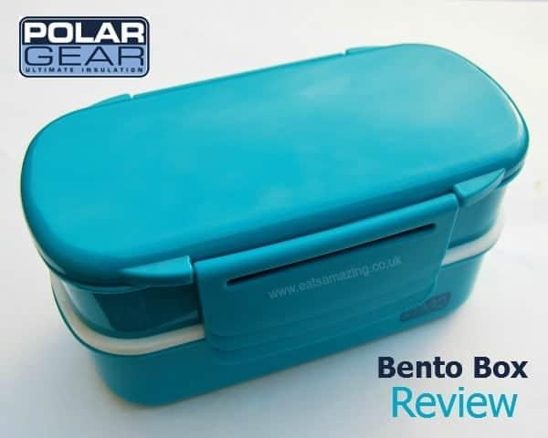 Eats Amazing UK - Polar Gear Bento Box Review & Polar Gear Bento Box Review - Eats Amazing Aboutintivar.Com
