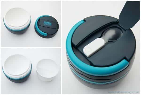 polar gear bento lunch box polar gear nova bento lunch. Black Bedroom Furniture Sets. Home Design Ideas